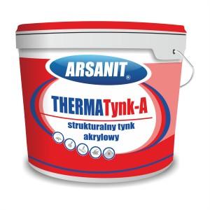 Tynk akrylowy THERMATynk-A